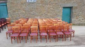 various dining seats