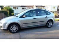 2006/06 Ford Focus 1.6 lx low mileage only £1095