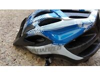 Specialized Cycle Helmet. As new. Unworn. Excellent Condition.