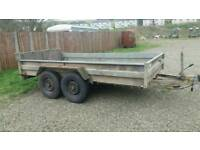 Ritchdson 12x5.5 twin axle trailer