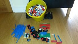 Large job-lot of lego. Approx. 4.5kg