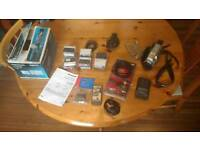 Mini D.V Panasonic NV-DS29 Camcorder & Accessories (Boxed)