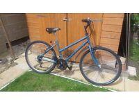 Nice Ladies Raleigh Bicycle