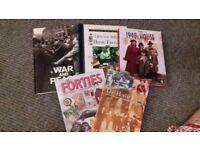 WW2 Homefront Books