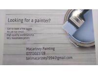 Painter - no job too small!!