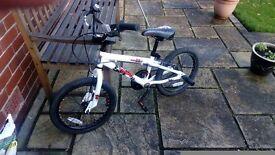 Boys bike apollo force