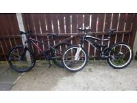Gt mountain bikes for sale