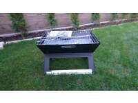 Picnic barbecue, small barbecue, folding barbecue