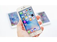 iPhone 6s 128GB Rose gold New condition