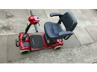 Mobility scooter freerider ascot vgc charger not gogo shoprider
