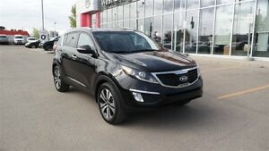 2013 Kia Sportage EX, All wheel drive, Sun rof, Sat radio