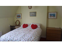 En suite room available for the summer in a very spacious, beautiful period property