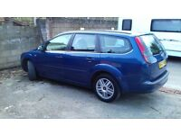 ford focus estate ghia 1.8 good condition for age motorway milage