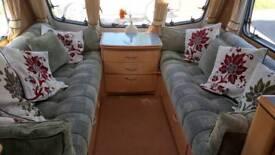 6 Berth touring caravan