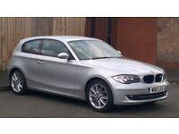 BMW 1 SERIES SPORT VERY CHEAP.