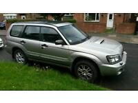 2005 Subaru Forester XT 2.5 Turbo