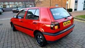 1995 VOLKSWAGEN GOLF MK3 GTI REP
