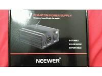 48V Phantom Power
