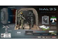 Brand new Sealed Halo 5 Collectors Edition RRP £199