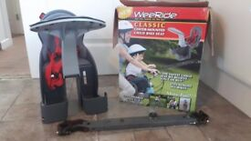 WeeRide Front Bike Seat - Child
