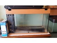 4 Fish Tanks - sold individually or all together. Bargain price!