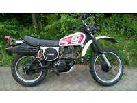 Yamaha XT500 E