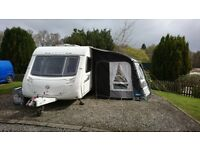 Swift Challenger 570 s 2009 including Awning