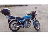 Suzuki GS 125cc 1988 Fixed Price £575 (Needs to go to make room for new bike)