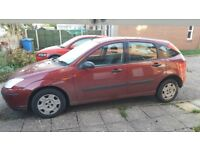 Ford focus 1.4cl