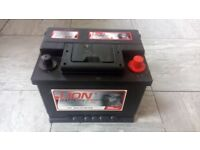 Car battery Citroen C2 1.1 furio or other.