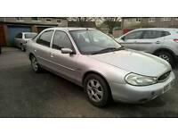 Mondeo 2.0ltr ghia X auto for sale no mot