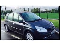 2008 RENAULT SCENIC DYNAMIQUE 1.5 DCI DIESEL Metallic grey , FULL SERVICE HISTORY