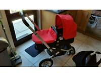 Mothercare Expedior Travel System (Pram / Stroller / Pushchair + Car Seat)