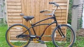 Haro beach cruiser bike
