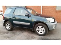 RAV4 1.8 - EXC CONDITION - NEW CLUTCH
