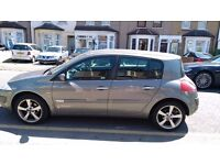 Renault Megane 2005 1.6 Manual Immaculate Condition Low Mileage 70K - Lady Owner