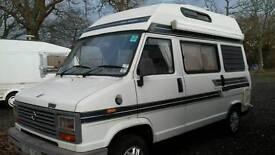 1990 G reg talbot harmony auto sleeper Vgc but no mot drives spot on very low genuine milag