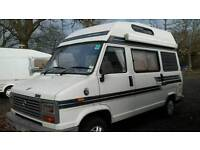 1990 G reg talbot harmony auto sleeper Vgc but no mot drives spot on very low genuine milag
