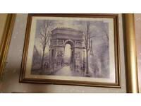 Georges Stein Framed Print