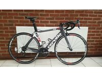 Cervelo S5 road bike 51cm full dura ace