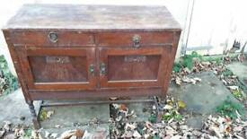Small sideboard. Cheap to clear.