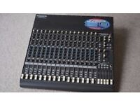 Sound Mixer MACKIE 1604 VLZPRO WITH PREMIUM XDR MIC PREAMPLIFIER