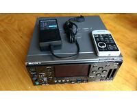 Sony PMW-EX30 XDCAM Video Recording Deck