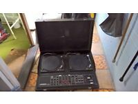 Good condition DJ set looking for quick sell - Please call or text 07939556914