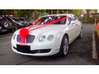 Wedding Car Hire, Bentley Self Drive, Hire White Bentley, Wedding Car Bentley, Self Drive.