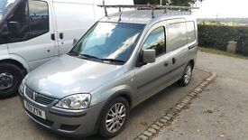 ***REDUCED*** Vauxhall Combo CDTi with just 34,800 miles and MOT until June *NO VAT*