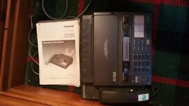 Panasonic Fax and Answering Machine