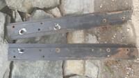 rails for fifth wheel hitch
