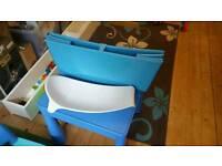Stokke flexi bath space saving