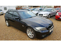 2010 BMW 3 Series 2.0 320d M Sport Touring 5dr Estate,Hpi Clear,Service Histo...